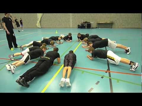 YOUTH Basketball Development Training Program - Elite Athletes Club Training BC Schoten
