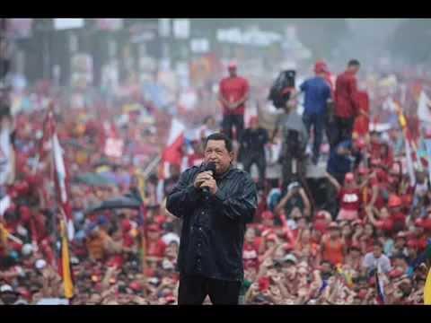 Himno de Venezuela cantado por el Comandante Hugo Chávez