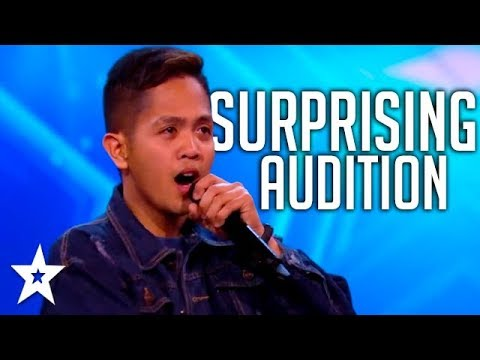 SURPRISING Filipino Singer Amazes Everyone On Ireland&39;s Got Talent  Got Talent Global