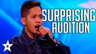 SURPRISING Filipino Singer Amazes Everyone On Ireland's Got Talent! | Got Talent Global