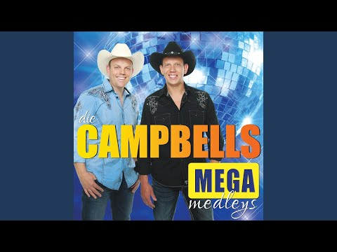 Cowboy Medley: Clap Your Hands and Stamp Your Feet / Cotton Fields / Rhinestone Cowboy