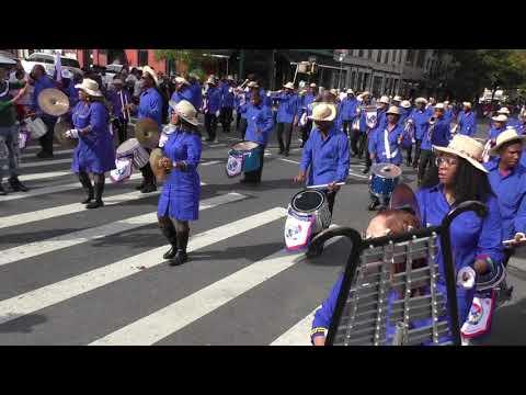 Panamanian Day Parade~2017~Brooklyn~!st International Panamanian MB of Brooklyn~NYCParadelife