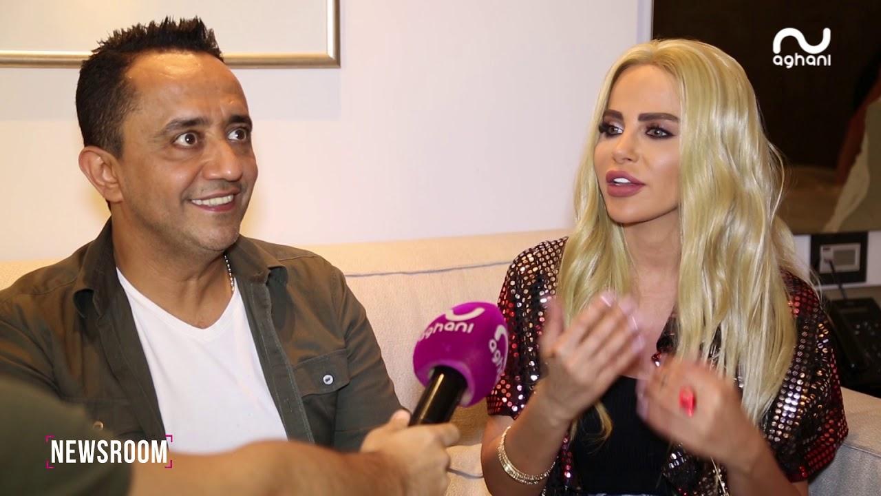 علي الديك يعرض الزواج على ليال عبود..  وكاميرا أغاني أغاني تنفرد بتفاصيل الزفاف المنتظر!