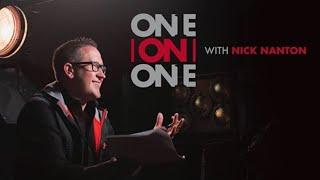 One on One with Nick Nanton: Benjamin Hardy
