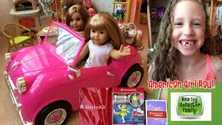 american girl doll allergy free lunch mckenna mega bloks ag outfit blind bag og car