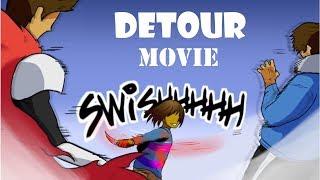 Detour The Movie  FULL【 Epic Undertale Comic Dub 】