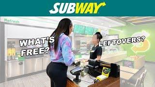 Exposing SUBWAY Employee Hacks