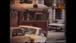 Tbilisi (Georgia) Tiflis / Tramway /ტრამვაი / Straßenbahn Scenes - 1983 -1991