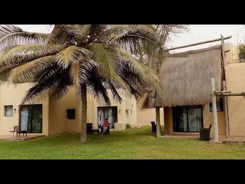 The Gambia (7) Coral Beach Hotel - 50 jaar getrouwd / Brufut Heights 2018