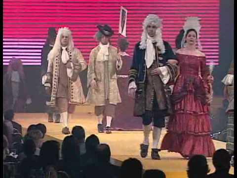 Défilé de Mode - Signature 2007 Fashion Show -- Collège LaSalle Montréal
