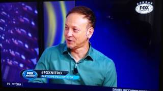 Matheus Leist no Fox Nitro - 26/06