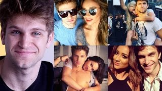 Girls Keegan Allen Dated  (Pretty Little Liars)