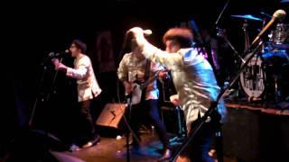 Los Peyotes Garaje o Muerte Roxy 19/04/11