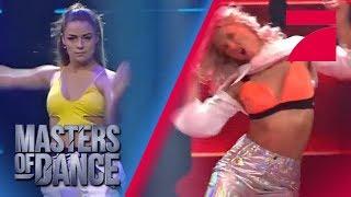Fiona vs. Samia: 100% Frauenpower! Wer kommt weiter?   Masters of Dance   ProSieben   Audition