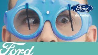 Как заменить щетки стеклоочистителей | Ford Russia