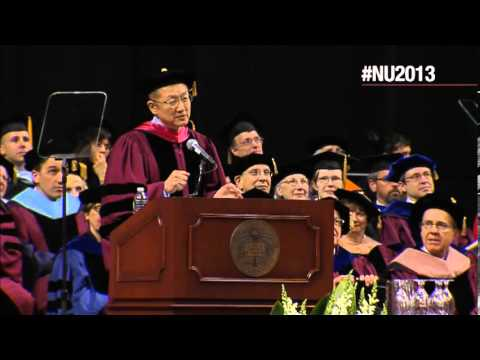 Jim Yong Kim 2013 Commencement Speech
