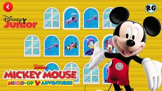 Mickey Mouse: Mix de Aventuras - Encuentra los Pares - Disney Junior