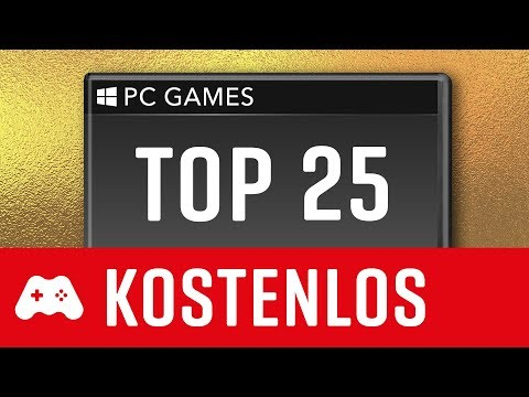 TOP 25 ► Die besten kostenlose Spiele für den PC (Free2Play Games)