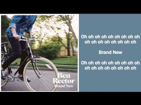 Brand New Lyrics  Ben Rector