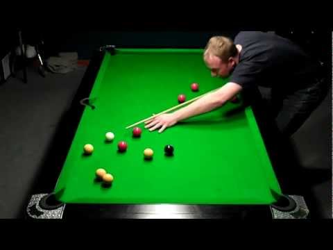 Tendring Open Pool Tournament 2013 - The Final