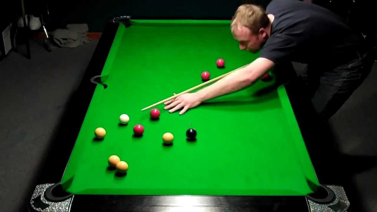 Tendring Open Pool Tournament The Final YouTube - Competition pool table