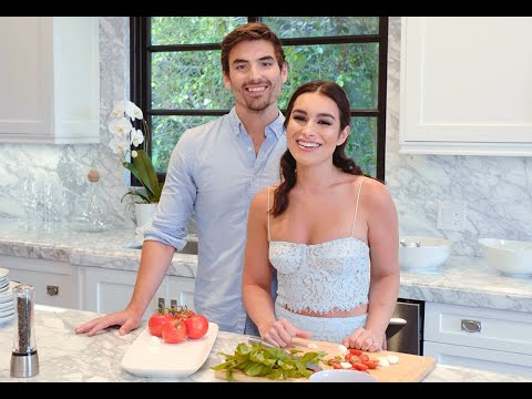 Dine & Dish - Ep 1. With Ashley Iaconetti And Jared Haibon | Plenty Of Fish Dating (POF) | POF.com