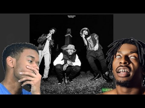 Flatbush Zombies - BETTER OFF DEAD First REACTION/REVIEW