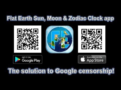 Flat Earth Clock app Stars thumbnail