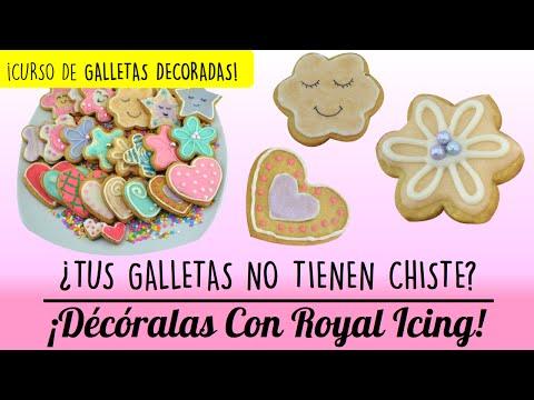 Cursos De Cupcakes Curso Galletas Decoradas