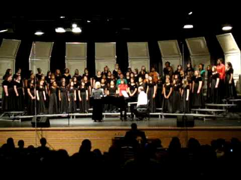 AC New Middle School Carol of the Bells - YouTube