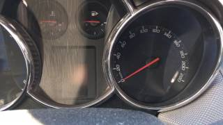 АКПП Шевроле Круз (толчки, рывки, ремонт коробки передач, сальник)
