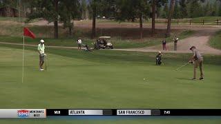 Manhattan Christian golf shines in the A-List Video