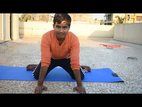 how you can do frog pose mandukasana  fitness tips  2020