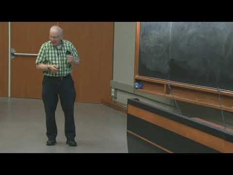 Black Hole Thermodynamics - Lecture 3