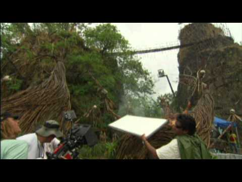 Pirates of the Caribbean: Dead Man's Chest: Behind The Scenes Production Broll Part 2 of 3