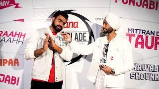 Prabh Gill | Backstage Fun | Gaana Crossblade Music Festival 2019 Jaipur