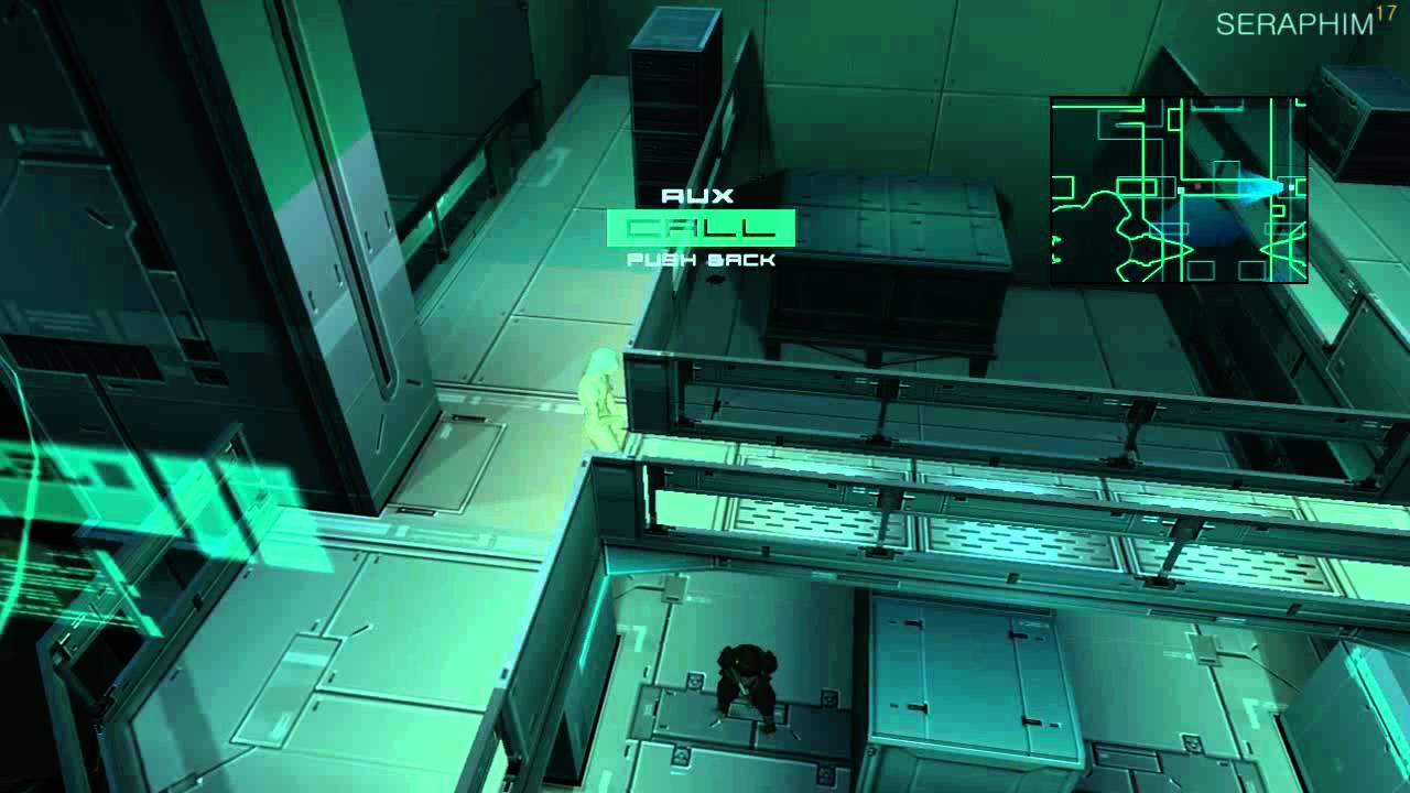 Metal Gear Solid 2 E Extreme Difficulty Plant Arsenal Gear Youtube