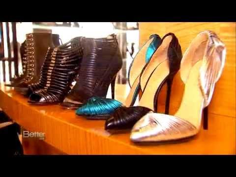 Sneak Peek at Gwen Stefani's Latest L.A.M.B. and gx Shoe Collections