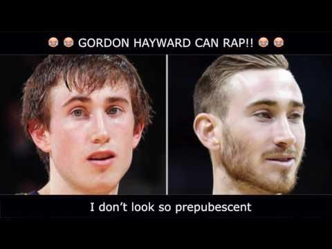 Gordon Hayward All-Star Rap!!