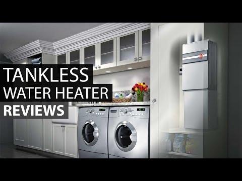 Tankless Water Heater Reviews - Rheem electric tankless water heater review