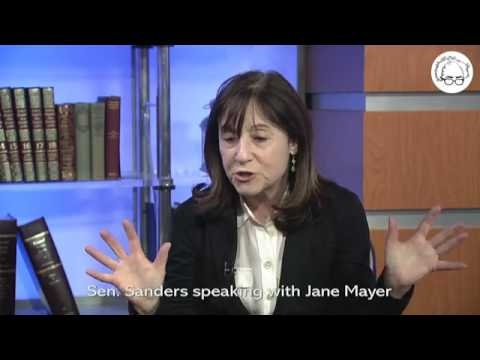 The Bernie Sanders Show Episode #4: Jane Mayer March 30th 2017