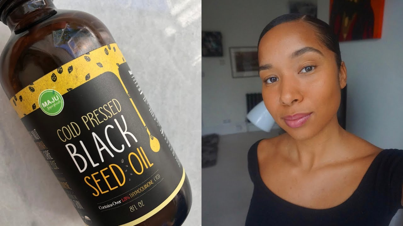 How To Use Black Seed Oil + Benefits - YouTube
