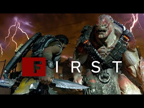 11 Changes Coming to Gears of War 4 - IGN First
