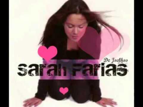 sarah farias de joelhos playback