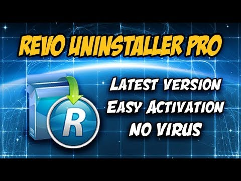 ► Revo Uninstaller PRO 3.2.1 | How to install, activate and use | + Portable version (2018)