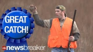 AMAZING CATCH: Pastor Snags a Bird in Flight with Bare Hands and its CAUGHT ON TAPE