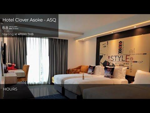 Hotel Clover Asoke - ASQ