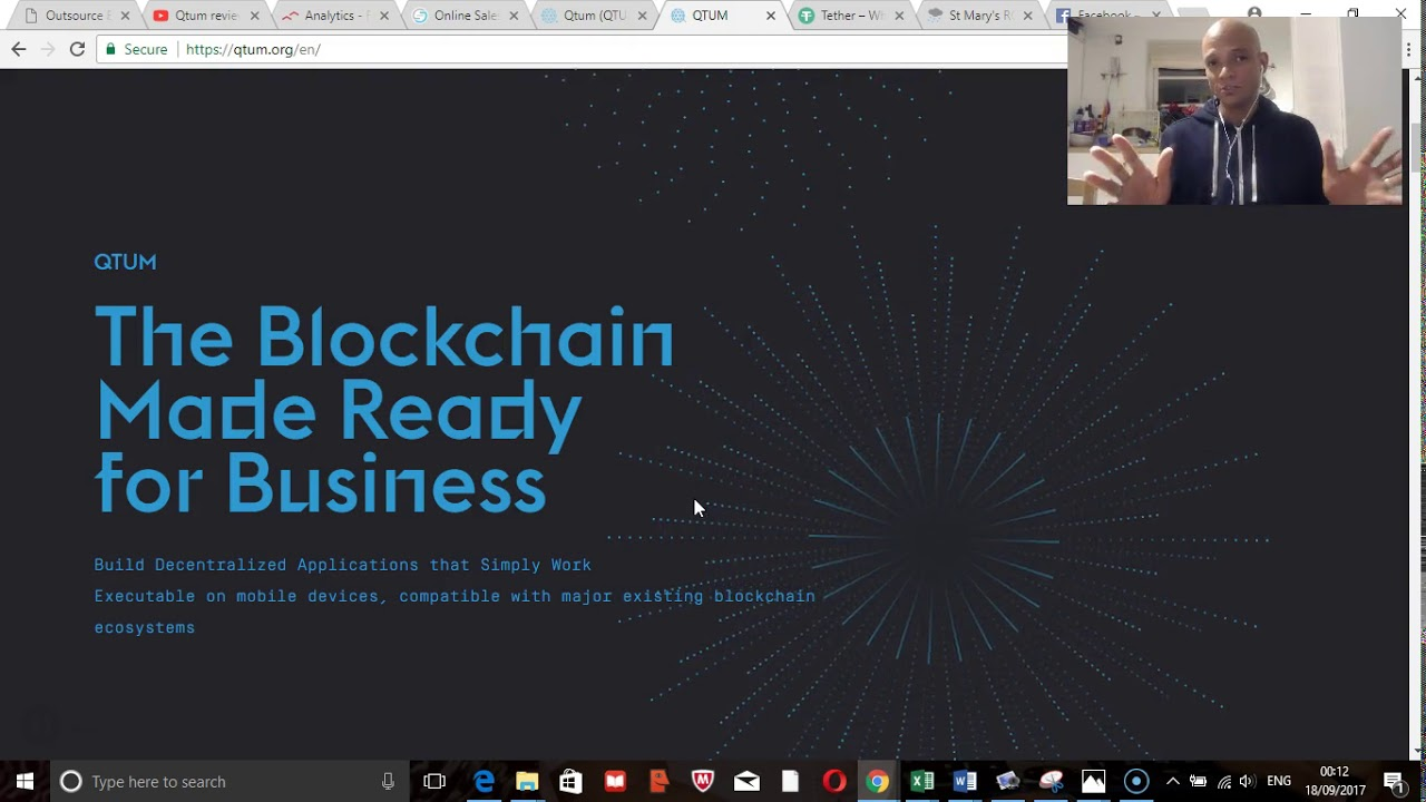 Upcoming Cryptocurrency Mining Tech Qtum Crypto Review