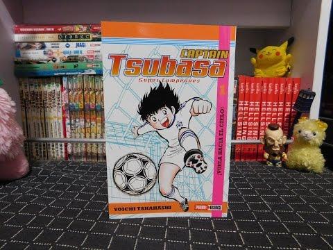 "Reseña Manga | ""Captain Tsubasa -Super Campeones-"" #1 de Editorial Panini"