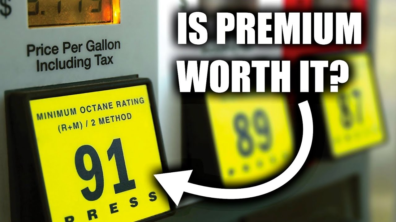 Is Premium Gas Worth It? - AAA Study Says Premium Fuel Is Not Worth
